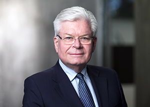 photo of The Hon. Malcolm Craig QC
